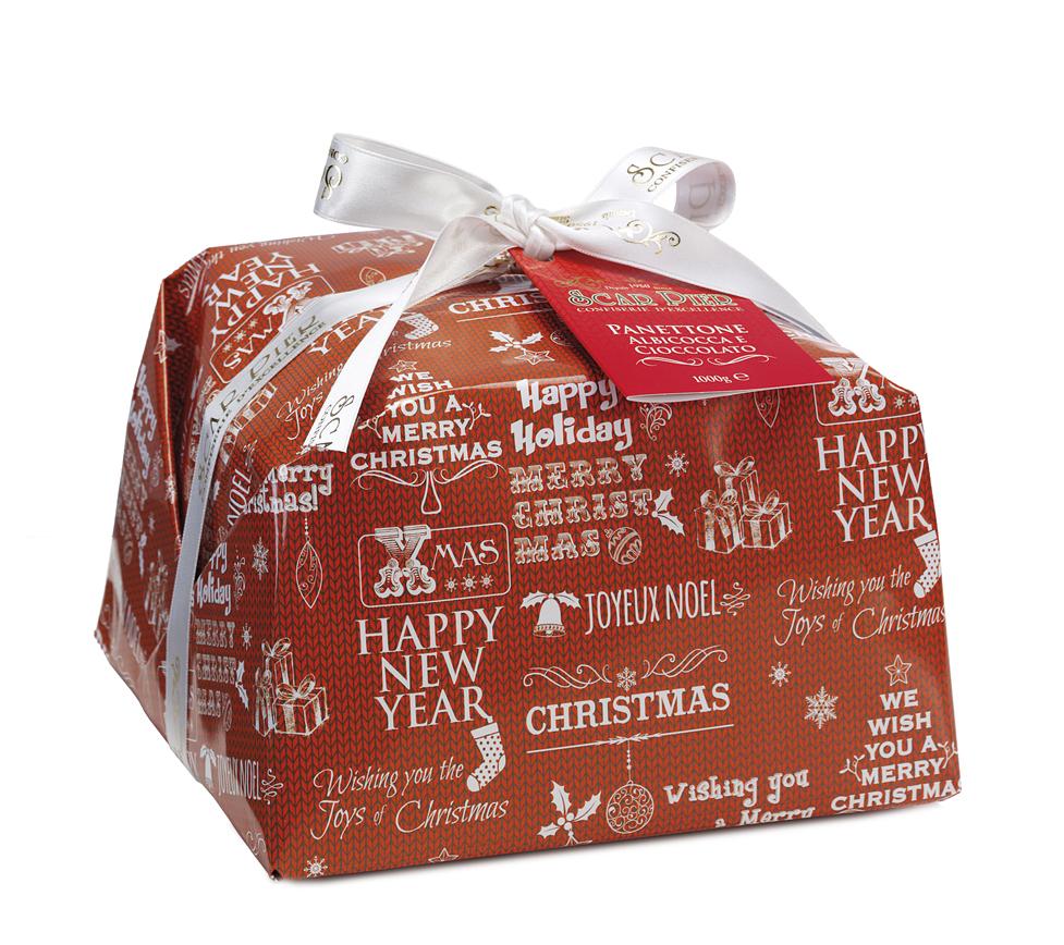 12 Happy New pnt albicocca ciocco inc