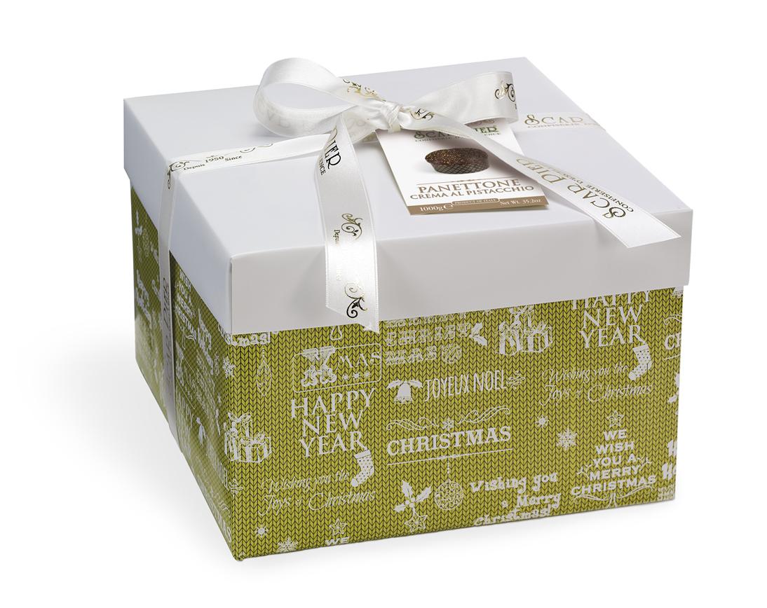 25 Happy pnt Pistacchio scatola